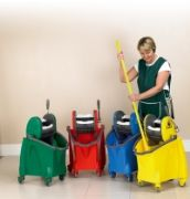 Euro Unibody - advanced integral mopping system